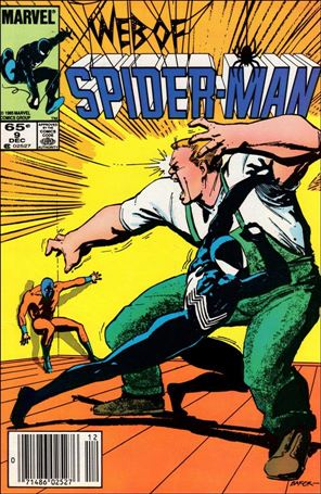 Web of Spider-Man (1985) 9-A