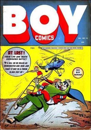 Boy Comics 14-A