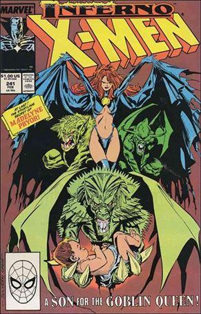 Uncanny X-Men (1981) 241-A