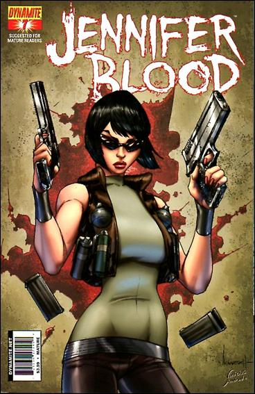 Jennifer Blood 7-C by Dynamite Entertainment