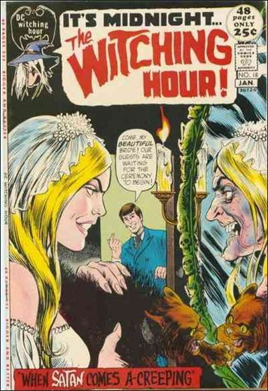 Witching Hour (1969) 18-A by DC