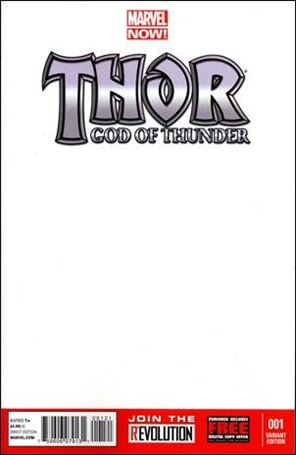 Thor: God of Thunder 1-G