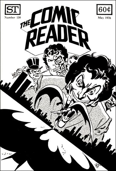 Comic Reader 130-A by Street Enterprises