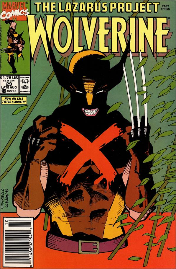 Wolverine (1988)  29-A by Marvel