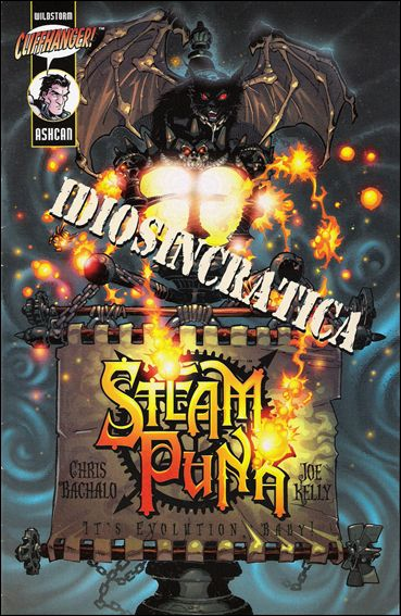 Steampunk: Idiosincratica Preview Ashcan 1-A by WildStorm