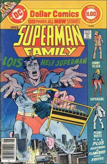 Superman Family 183-A by DC