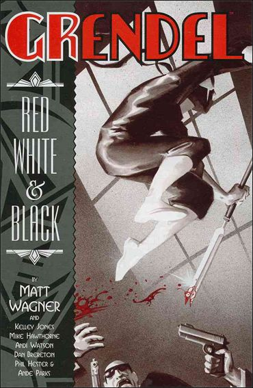 Grendel: Red, White & Black 2-A by Dark Horse