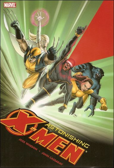 Astonishing X-Men 1-A by Marvel