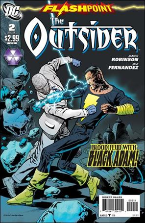 Flashpoint: The Outsider 2-A