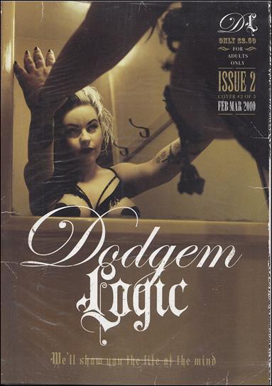 Dodgem Logic 2-B by Mad Love, Ltd.