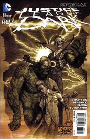 Justice League Dark 35-B