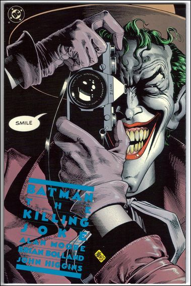 Batman: The Killing Joke 1-E by DC