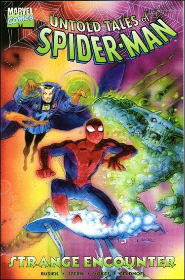 Untold Tales of Spider-Man: Strange Encounters nn-A by Marvel