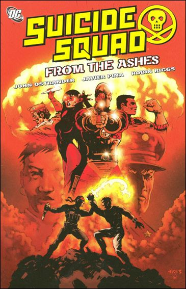 Suicide Squad: From the Ashes 1-A by DC