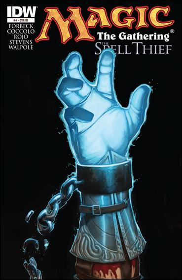 Magic The Gathering: Spell Thief 4-B by IDW