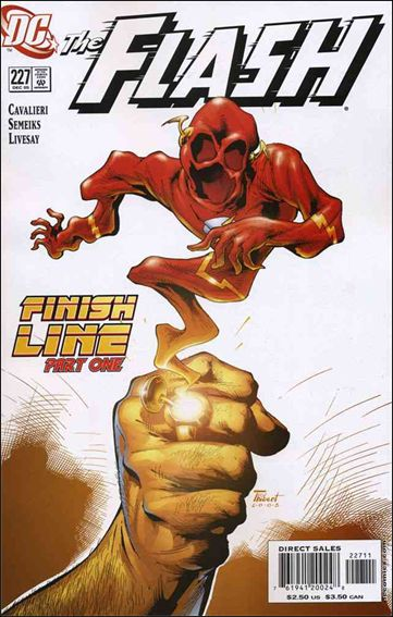 Flash (1987) 227-A by DC