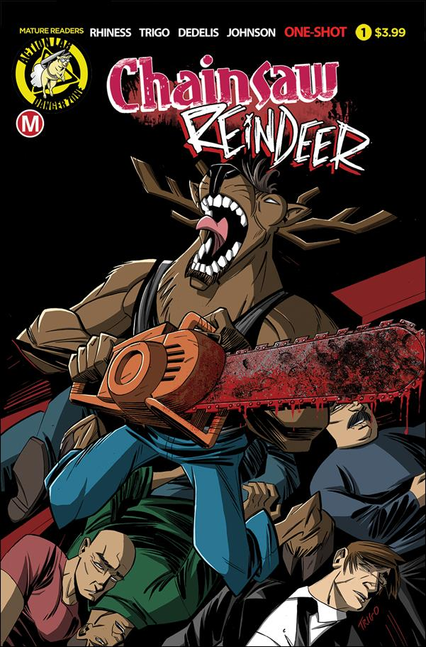 Chainsaw Reindeer 1-A by Action Lab: Danger Zone