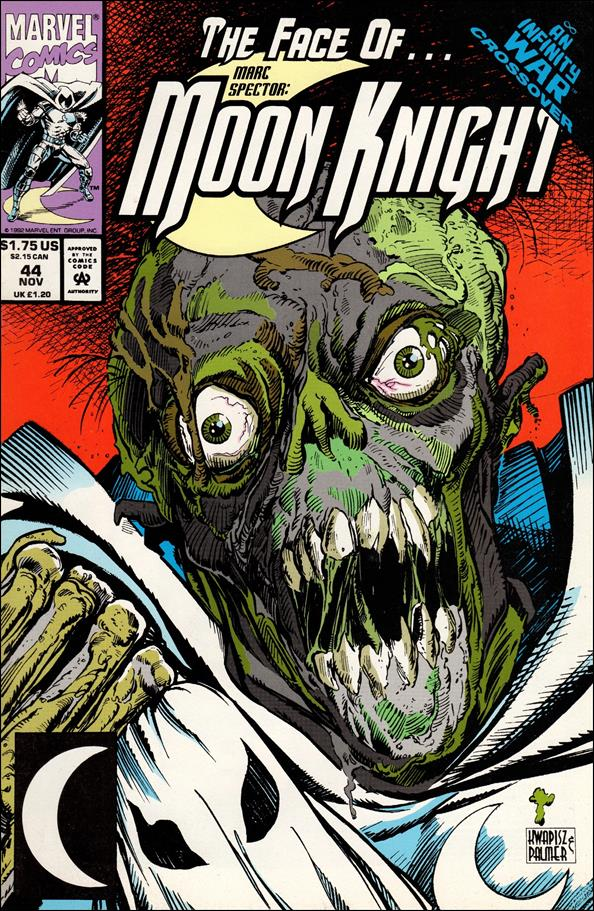 Marc Spector: Moon Knight 44-A by Marvel