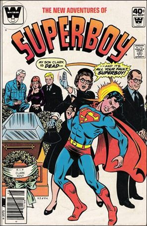 New Adventures of Superboy 8-B