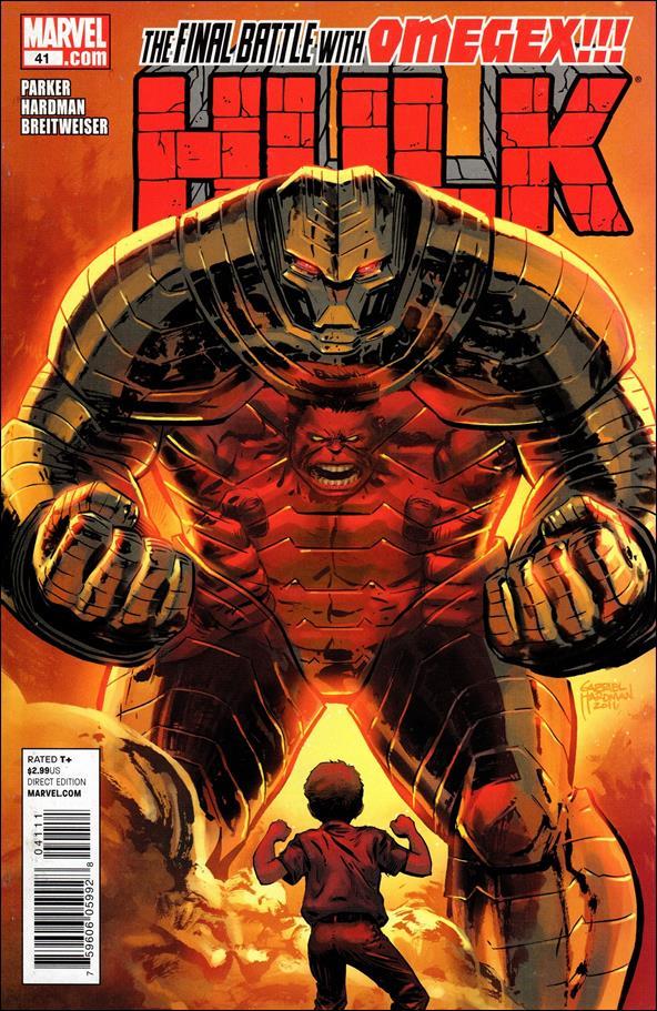 Hulk (2008)  41-A by Marvel