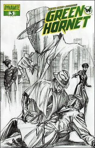 Green Hornet (2010) 3-F by Dynamite Entertainment