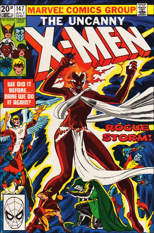 Uncanny X-Men (1981) 147-B by Marvel