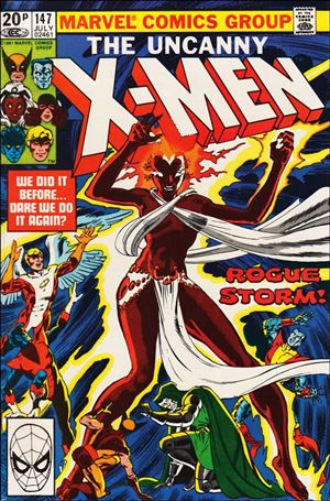 Uncanny X-Men (1981) 147-B