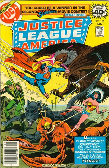 Justice League of America (1960) 162-A by DC