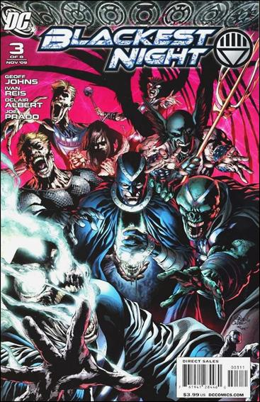 Blackest Night 3-A by DC