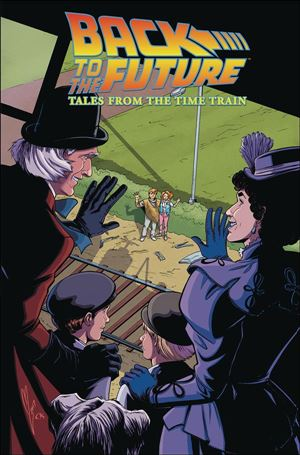 Back to the Future: Tales From the Time Train 1-A