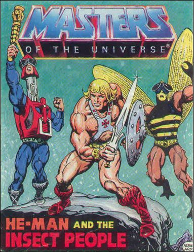 Masters of the Universe (1983) 3.4-A by Mattel