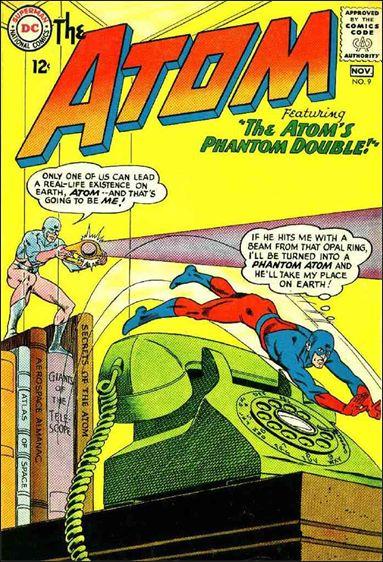 Atom 9-A by DC