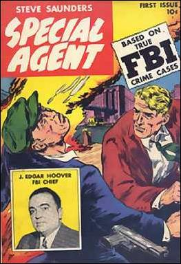 Steve Saunders Special Agent 1-A by Parents' Magazine Institute