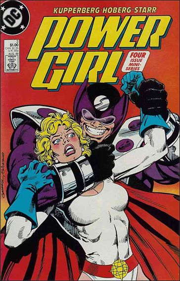 Power Girl (1988) 3-A by DC