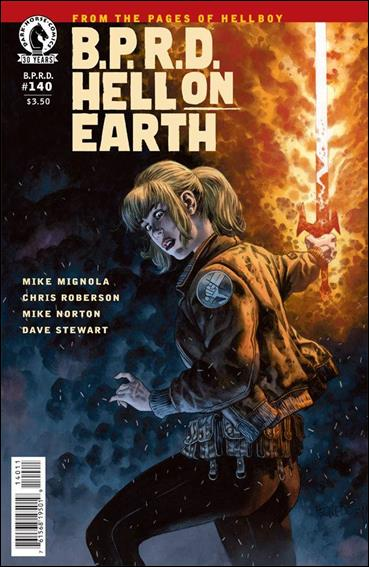 B.P.R.D. Hell on Earth (2012) 140-A by Dark Horse