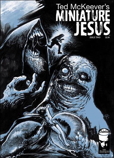 Miniature Jesus 2-A by Image