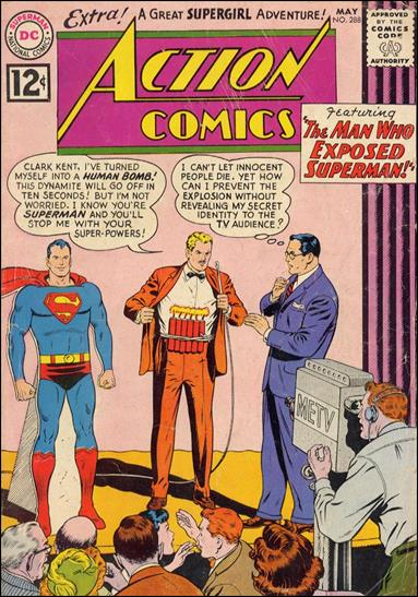 Action Comics (1938) 288-A by DC