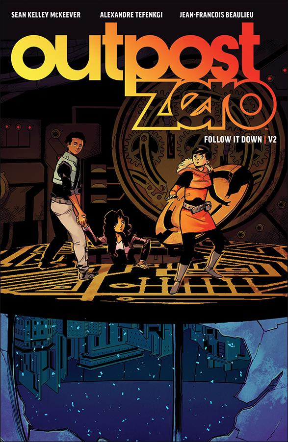 Outpost Zero 2-A by Skybound Entertainment