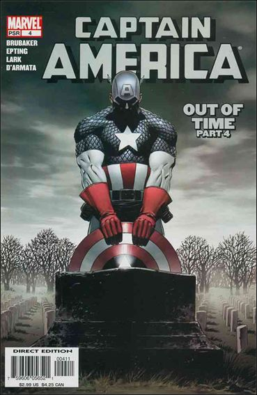 Captain America (2005) 4-A by Marvel