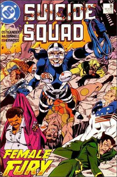 Suicide Squad (1987) 35-A by DC