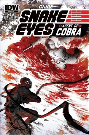 G.I. Joe: Snake Eyes, Agent of Cobra 4-A