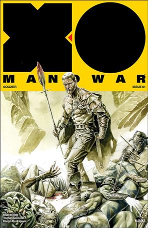 X-O Manowar (2017) 1-E