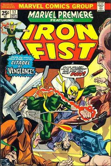 Marvel Premiere 17-A by Marvel