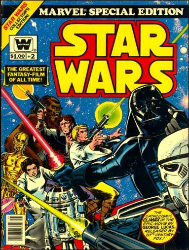 Marvel Special Edition featuring Star Wars 2-B by Marvel