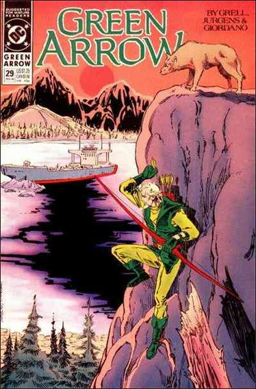 Green Arrow (1988) 29-A by DC