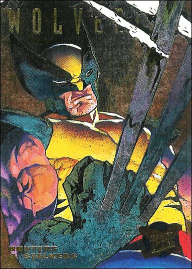 1995 Fleer Ultra X-Men (Hunters & Stalkers Subset) 7-A by Fleer
