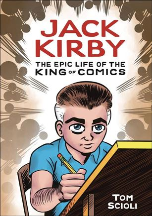 Jack Kirby: The Epic Life of the King of Comics nn-A
