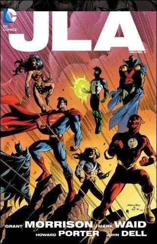 JLA: The Deluxe Edition 3-A by DC