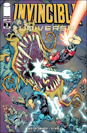 Invincible Universe 2-A by Image