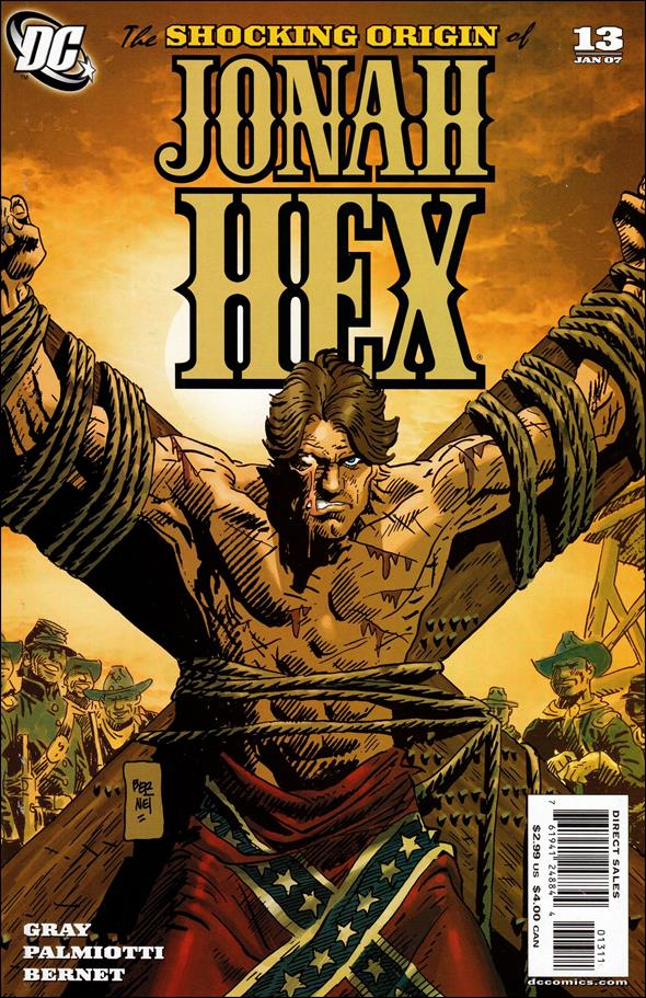 Jonah Hex (2006) 13-A by DC